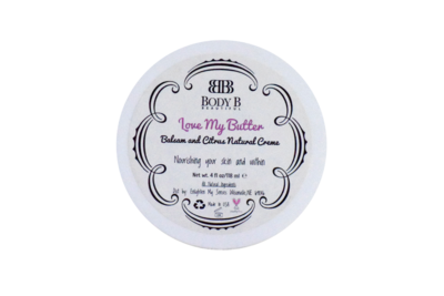 Love My Butter-Balsam and Citrus Natural Creme