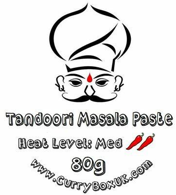 Tandoori Masala Paste  Coming Soon .....