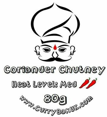 Coriander Chutney 80g Coming soon ....