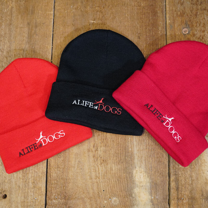 A Life of Dogs Stocking Cap