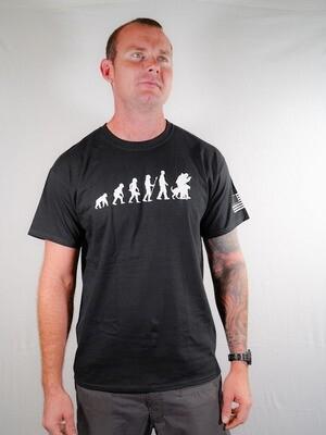 Evolution T-Shirt Original Design