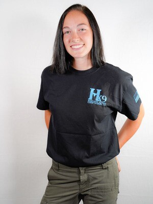 HK9 Words T-Shirt (various colors)