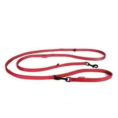EzyDog Vario 6™ Multi-Function Leash + Snap Hook (various colors available)