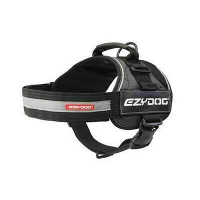 EzyDog Convert™ Dog Harness (various sizes and colors)