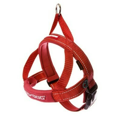 EzyDog Quick Fit™ Dog Harness (various sizes and colors)