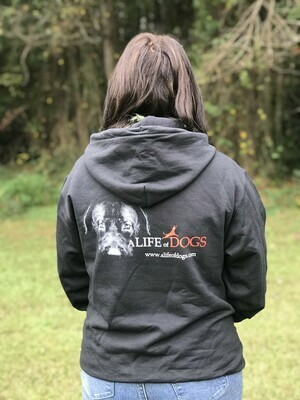 A Life of Dogs Hoodie