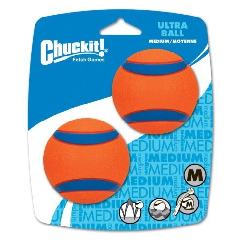 Chuckit! Ultra Balls Medium 2-pack