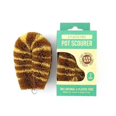 Premium Pot Scourer 2 pack