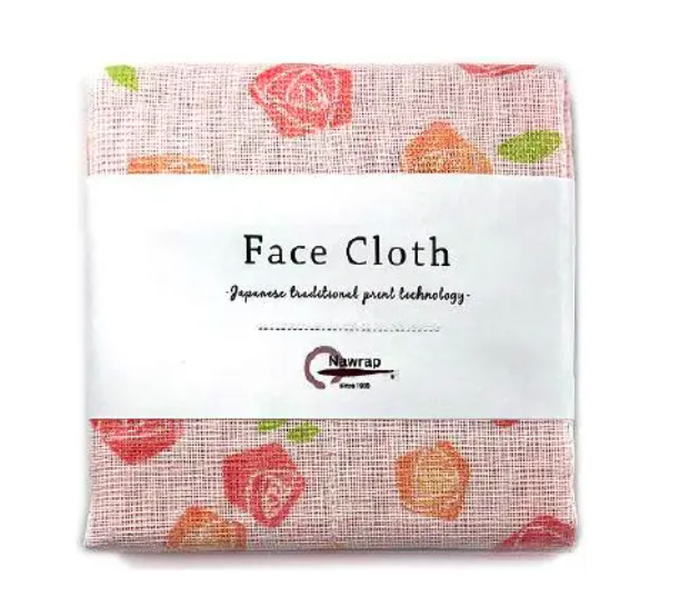 Roses Face Cloth
