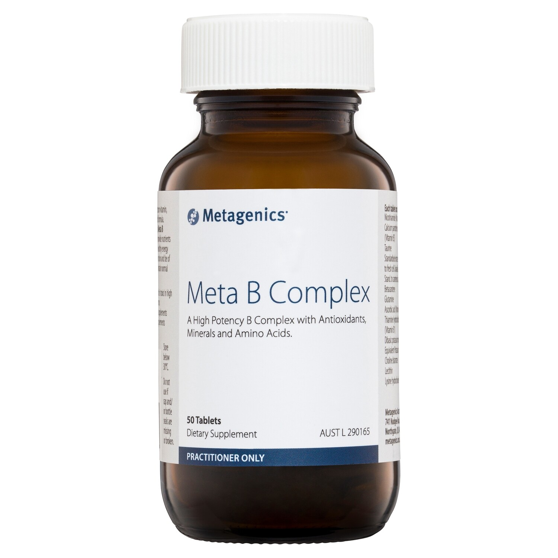 Meta B Complex 50 tablets