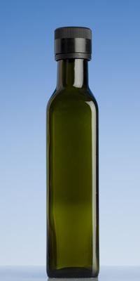 250ml Ginger Oil Bottle with pourer