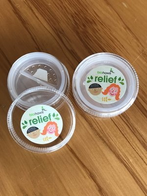 Relief Shaker