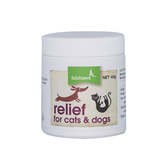 Relief for Cats & Dogs 40g