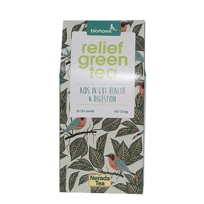 Relief Green Tea 25 tea bags