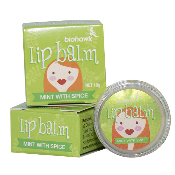 Lip Balm - Mint with Spice
