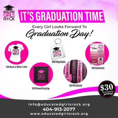Educated Girls Rock Package