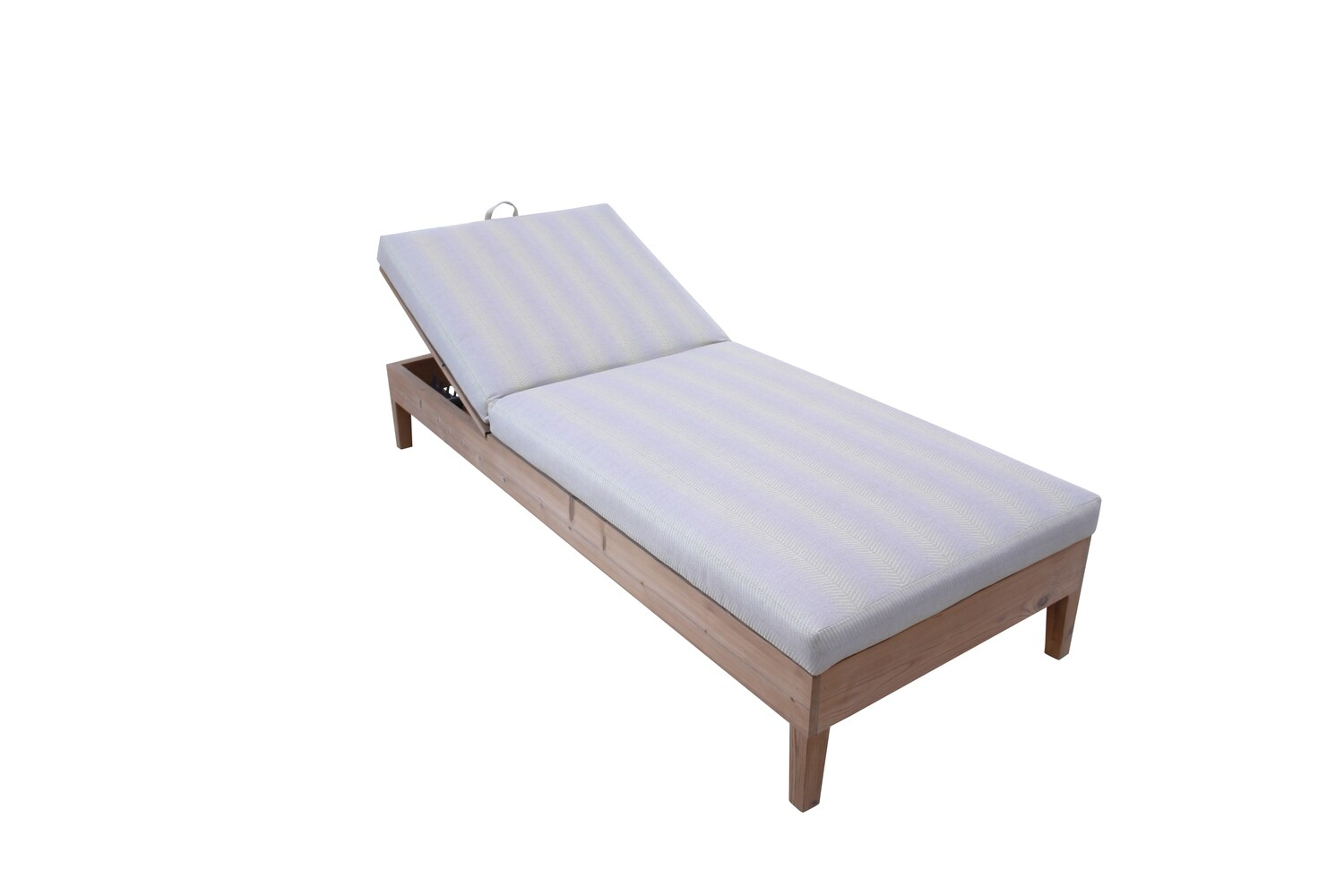Wood Base Lounger