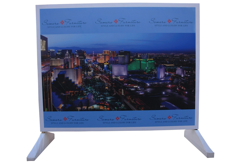 Las Vegas Press Wall