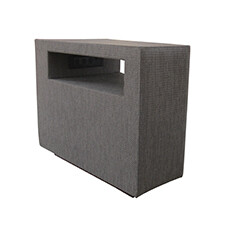 Wedge Charging Side Table