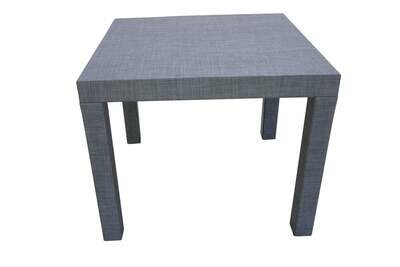 Square Parsons Dining Table