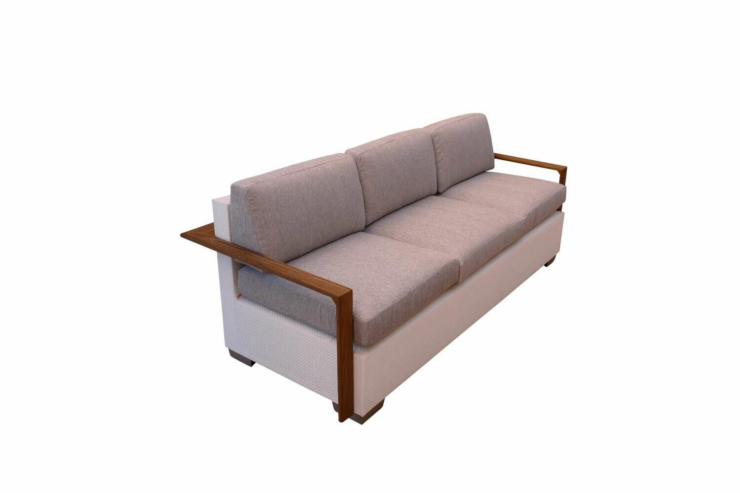 Sofa with Thermory Ash - Sample