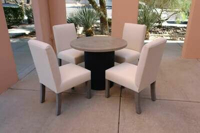 Resort Style 5 Piece Dining Set- 1 36