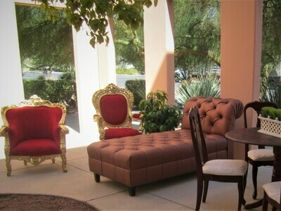 Regal Rental Package-Seating for 8