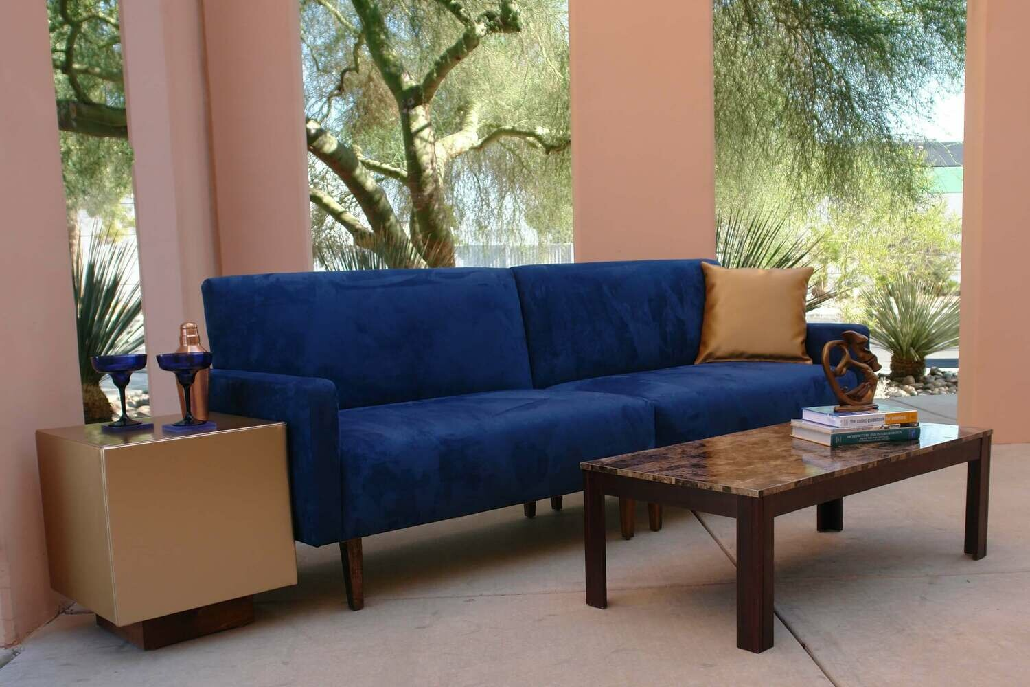 Blue Haze Rental Package-Seating for 6