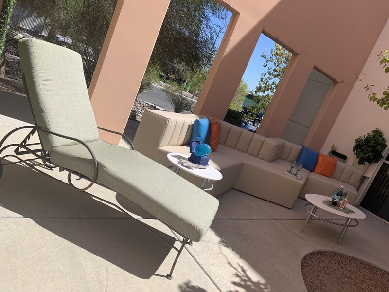 Pool Lounge Rental Package – Seating for 16