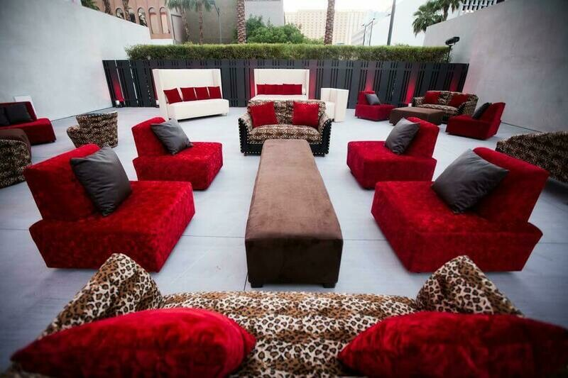 Still Wild Rental Package-Seating for 20