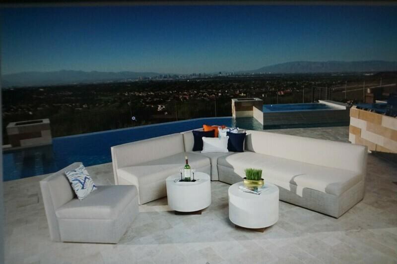 Poolside Rental Package-Seating for 10