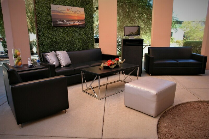 Black Tech Rental Package-Seating for 32