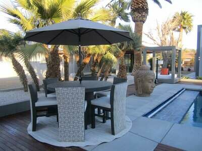 Sunny California Dining Set-Samples