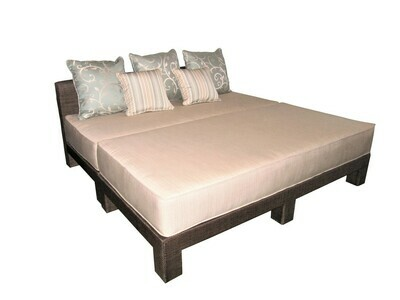 Daybed-2 pc. Base with Headboard