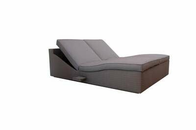 Double Adjustable Lounger