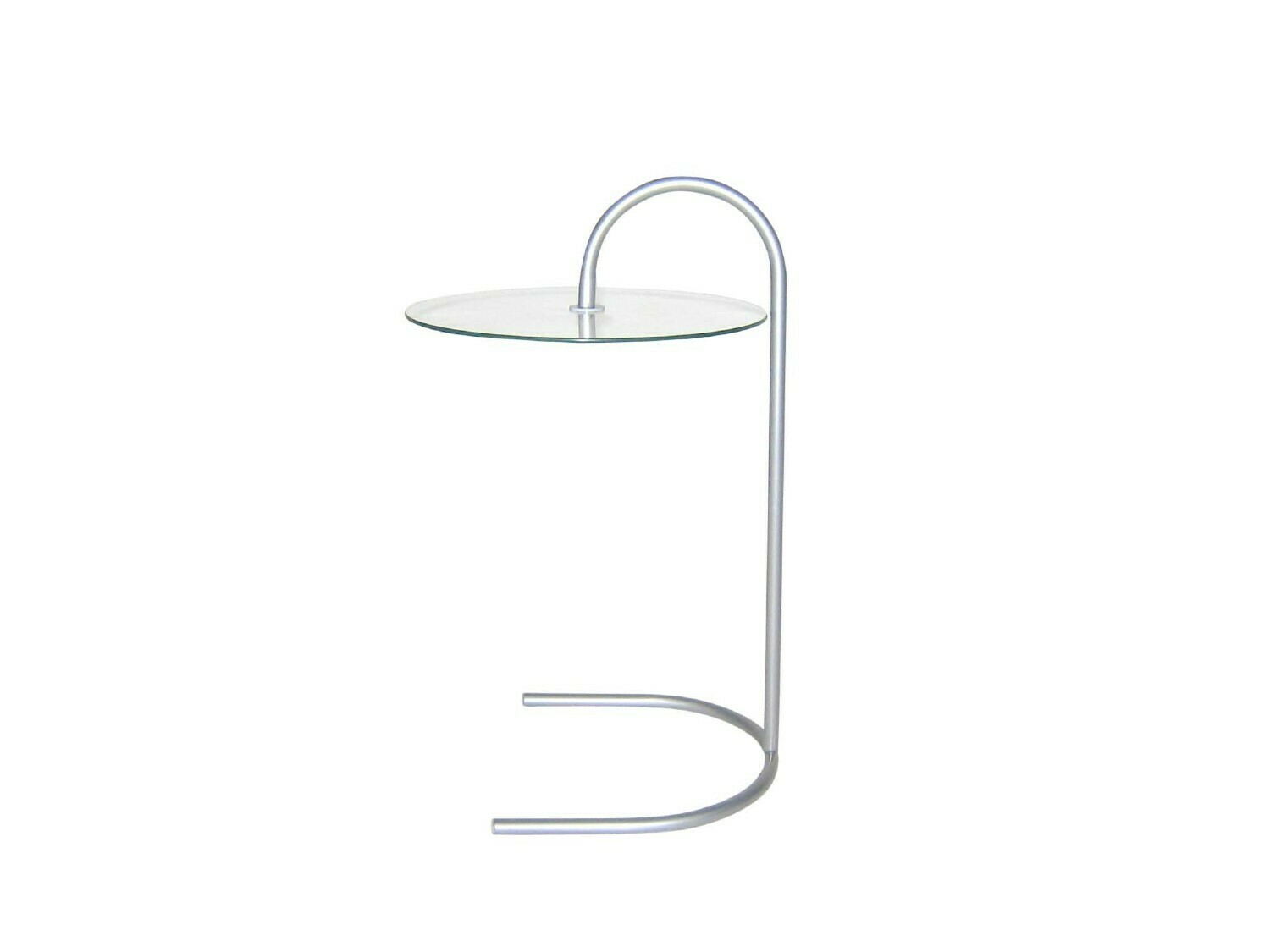 Steel Accent Table