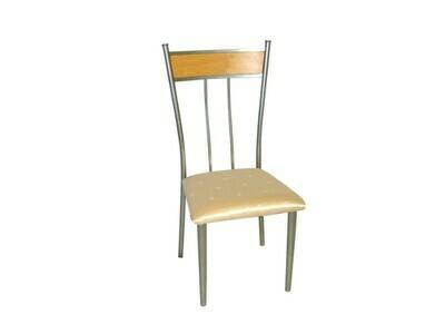 Maple Steel Chair