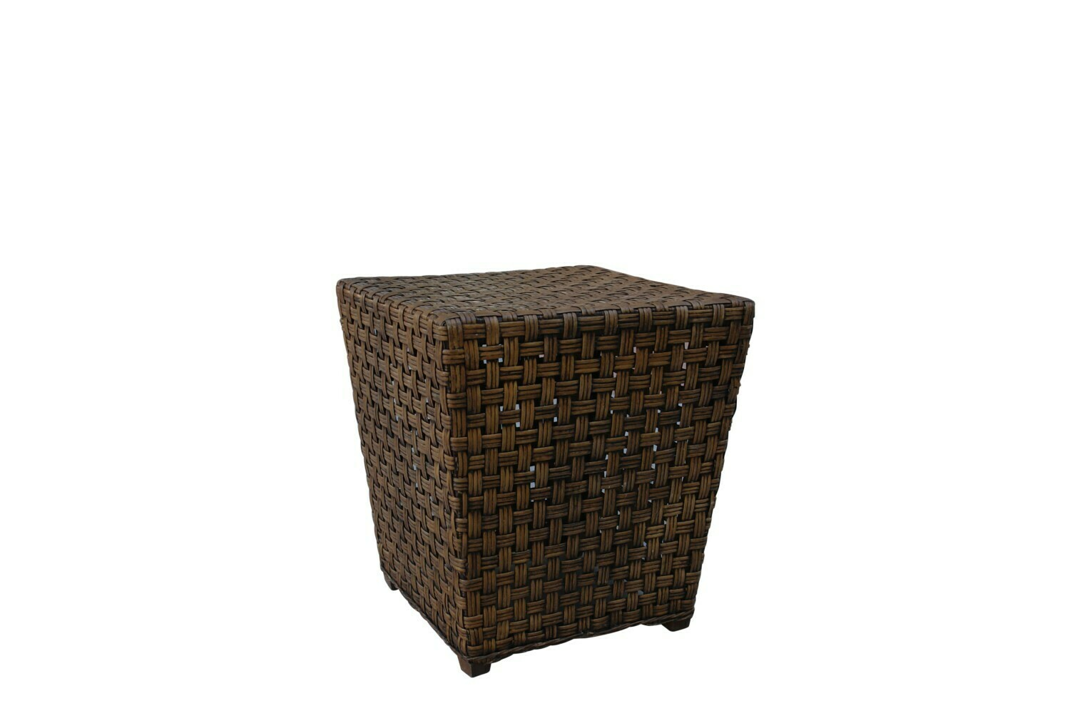 Rattan Accent Table