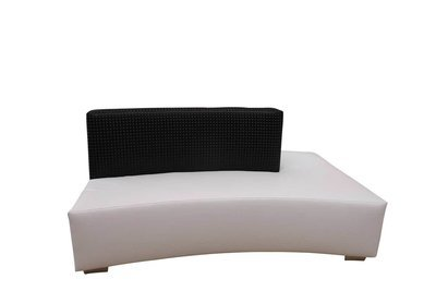 Double Sided Curved Sofa