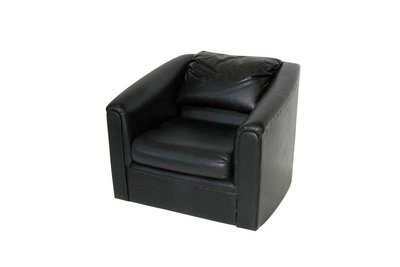 Black Retro Chair