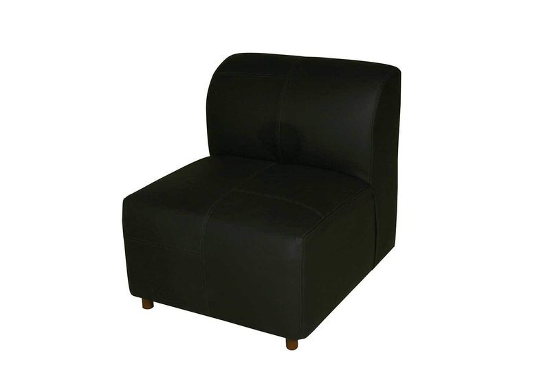 Black Modular Chair
