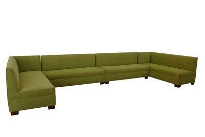 Greenery Sectional-6 piece