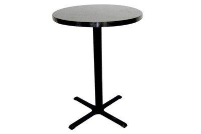 30x42 Graphite Table Pedestal