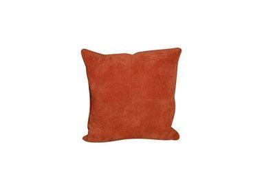 Pillow-Copper Suede