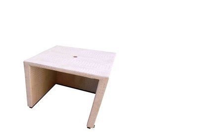 Umbrella Accent Table