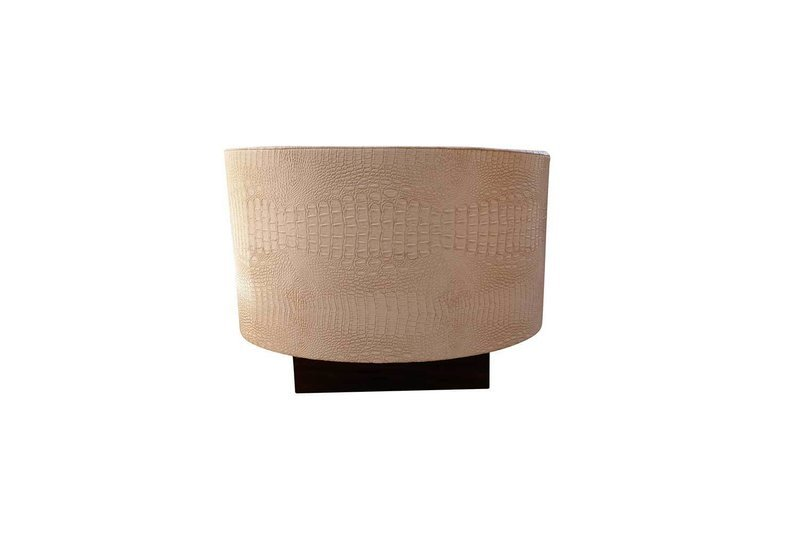 Accent Table with Thermory Ash