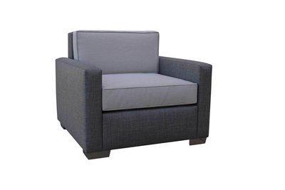 Loose Cushion Club Chair