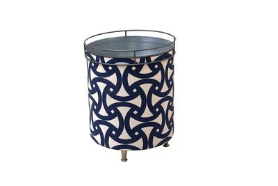 Accent Table With Tray