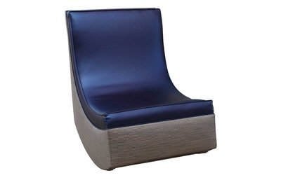 Small Rocking Lounge Chair