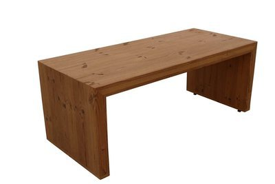 Thermory Pine Cocktail Table